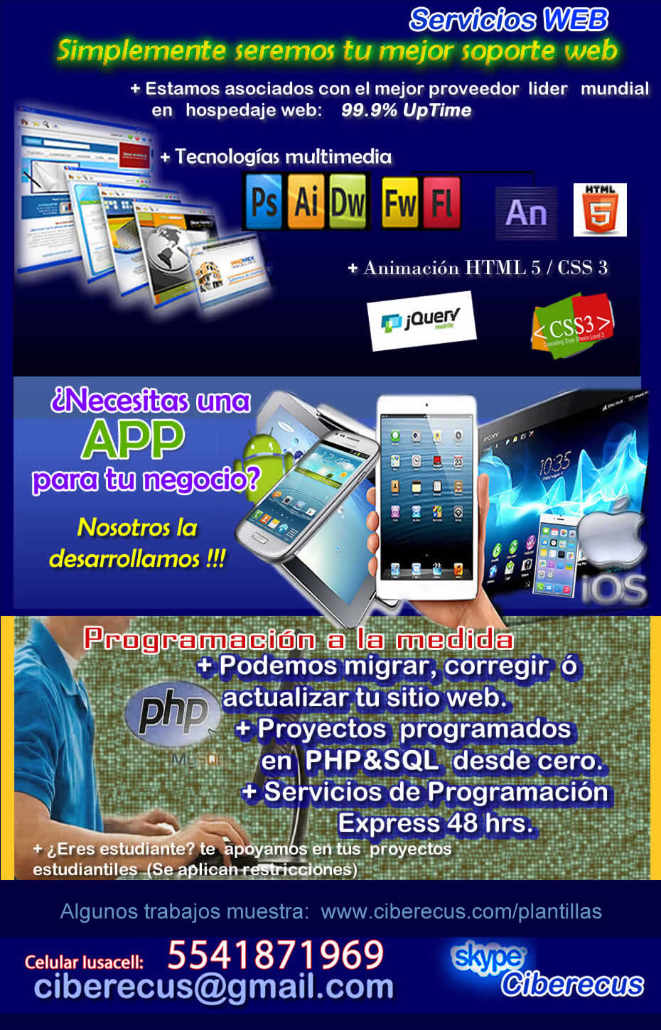 APP iOS Android